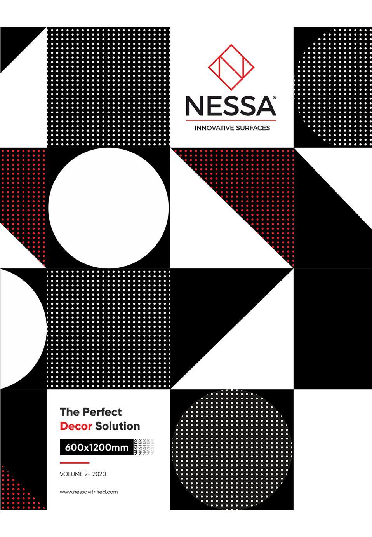 600 x 1200 mm VOL-2-2020 NESSA